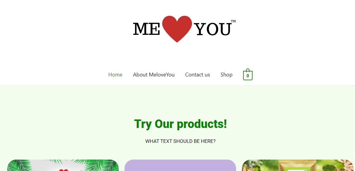 Meloveyou.co.uk - el.parduotuvės Anglijos rinkai kūrimas